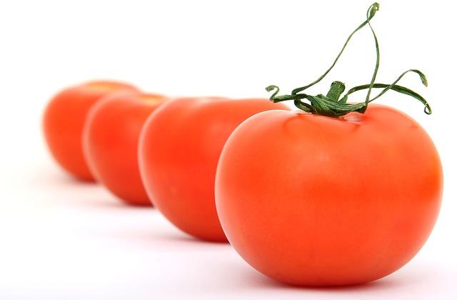 čtyři rajčata