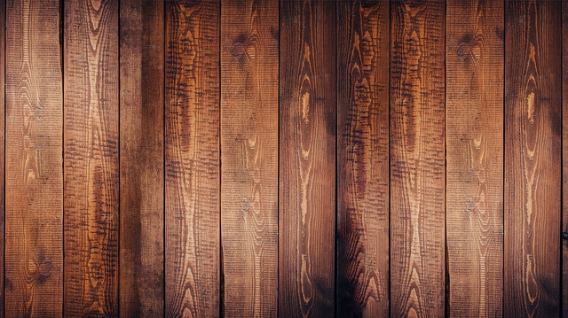 prkna, dřevo, stěna