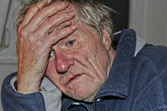 člověk s demencí