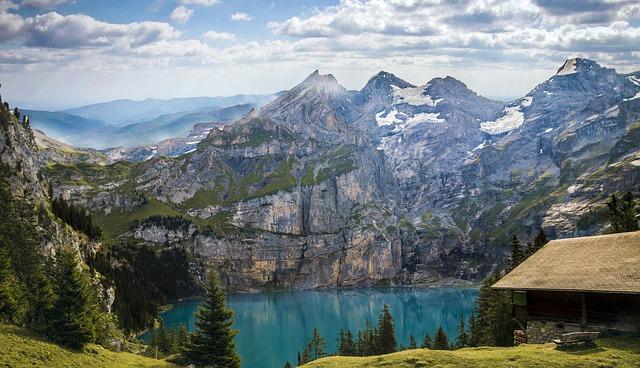 jezero lake oeschinen