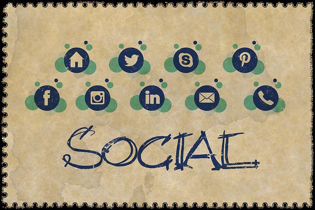 sociální sitě